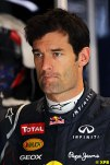 Mark Webber fut en lutte pour le titre jusqu'à mi-saison en 2012, décrochant de belles victoires à Monaco et à Silverstone.